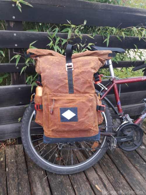 Sac à dos/Sacoche de vélo